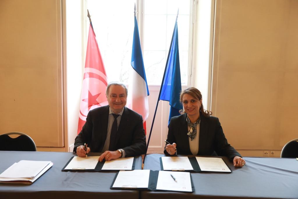 La Ville de Toulouse (France) et celle de Tunis (Tunisie) signent un accord de coopération pour 3 ans
