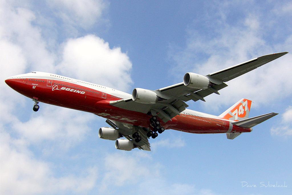 Egyptair passe commande auprès de Boeing pour 864 millions de dollars