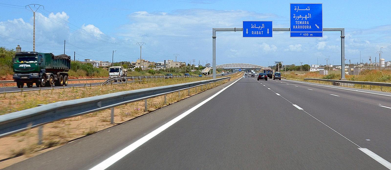 Maroc : L'Europe accorde un prêt de 80 millions d'euros pour la construction d'autoroutes
