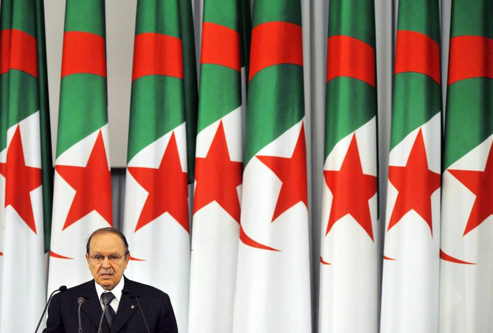 What is the situation of human rights in Algeria? 2