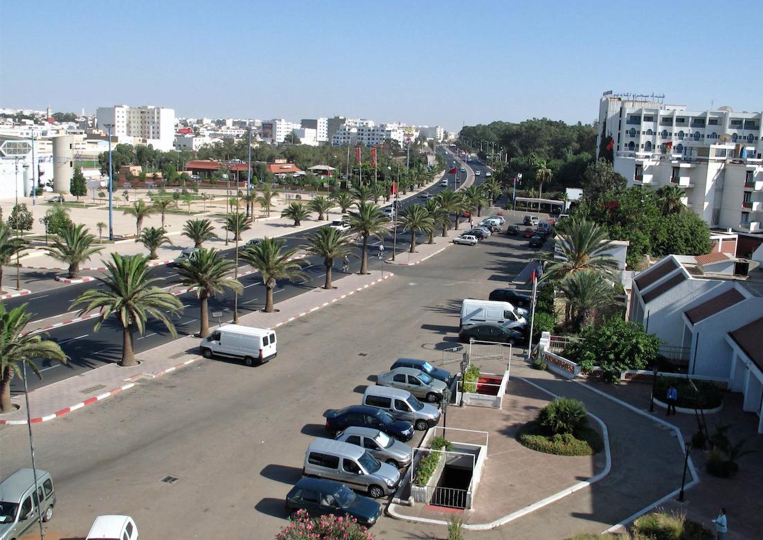 Investissement dans la région de Souss-Massa et construction d'un palais des congrès