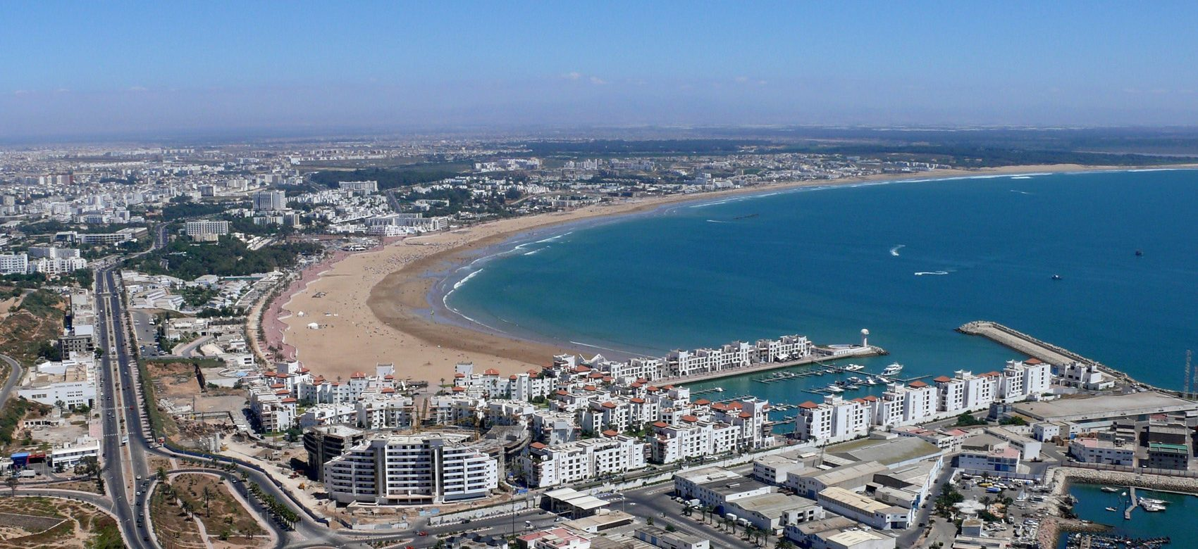 Maroc : Le programme de développement urbain d'Agadir pour 2020-2024 est lancé
