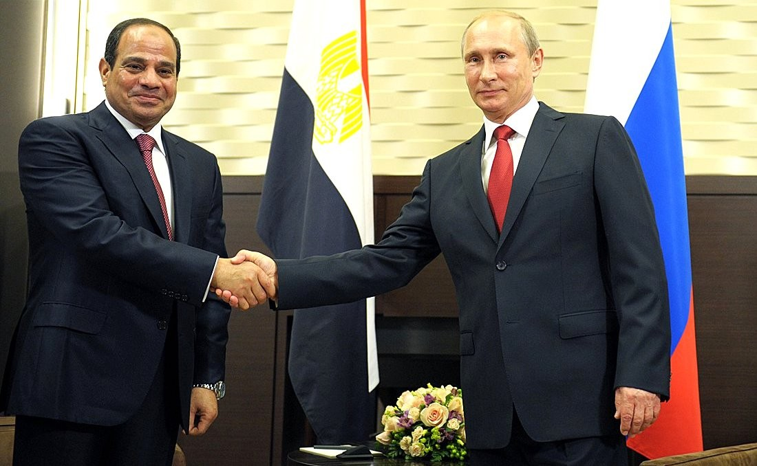 The New Deal of trade relationship between Egypt and Russia 2