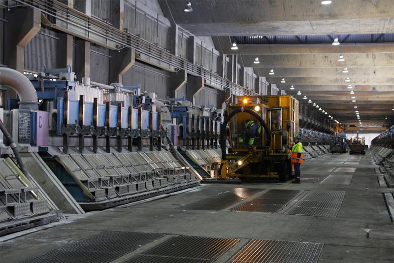 Le groupe d'aluminium Alcoa ouvre une nouvelle usine au Maroc