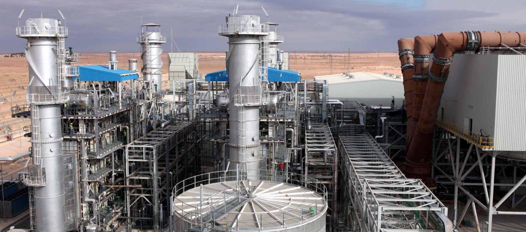 L'Algérie abritera l'Institut de recherche du gaz, le nerf de la guerre de son économie