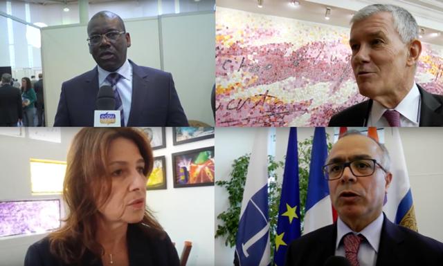 Exclu : A la rencontre des Ambassadeurs des pays de la Méditerranée