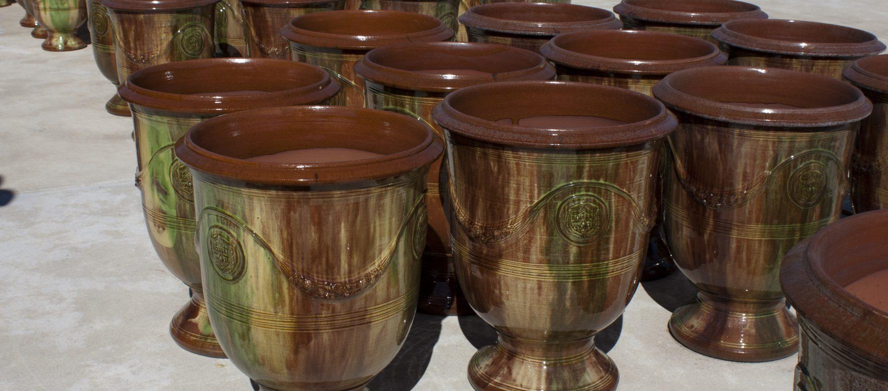 Le savoir-faire français en poterie s'exporte jusqu'en Arabie saoudite