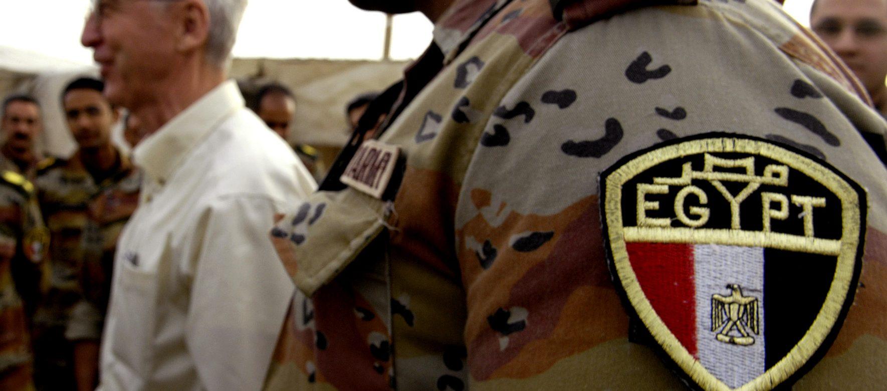 L'armée égyptienne va lancer sa propre société pharmaceutique