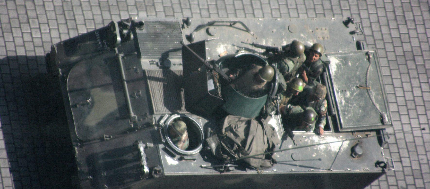 L'armée libanaise poursuit sa modernisation avec ses partenaires français et saoudiens.