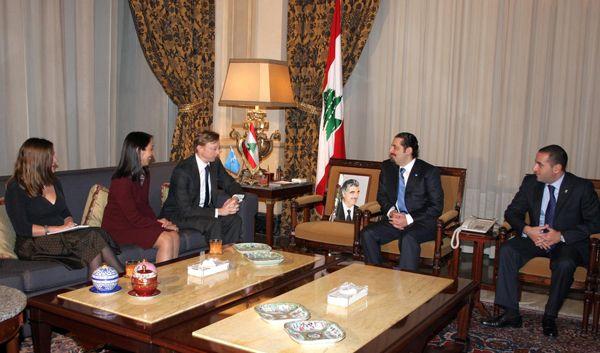 Après la France, Saad Hariri se rend en Egypte