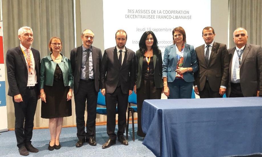 Comment maintenir les liens entre la France et le Liban au travers la coopération décentralisée ?