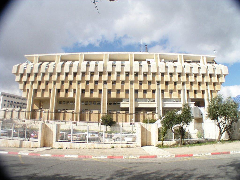 Israël place une partie de ses réserves en devises en France