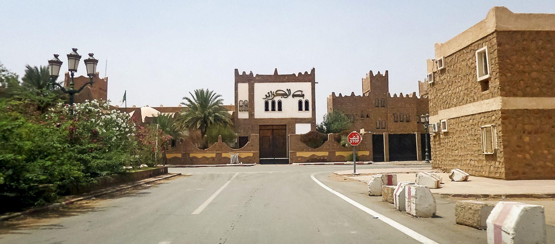 Algérie : Des réserves de change en chute libre.