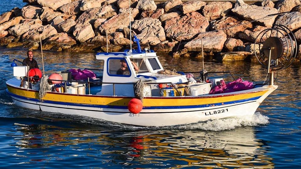 Augmentation de la production halieutique tunisienne en 2017
