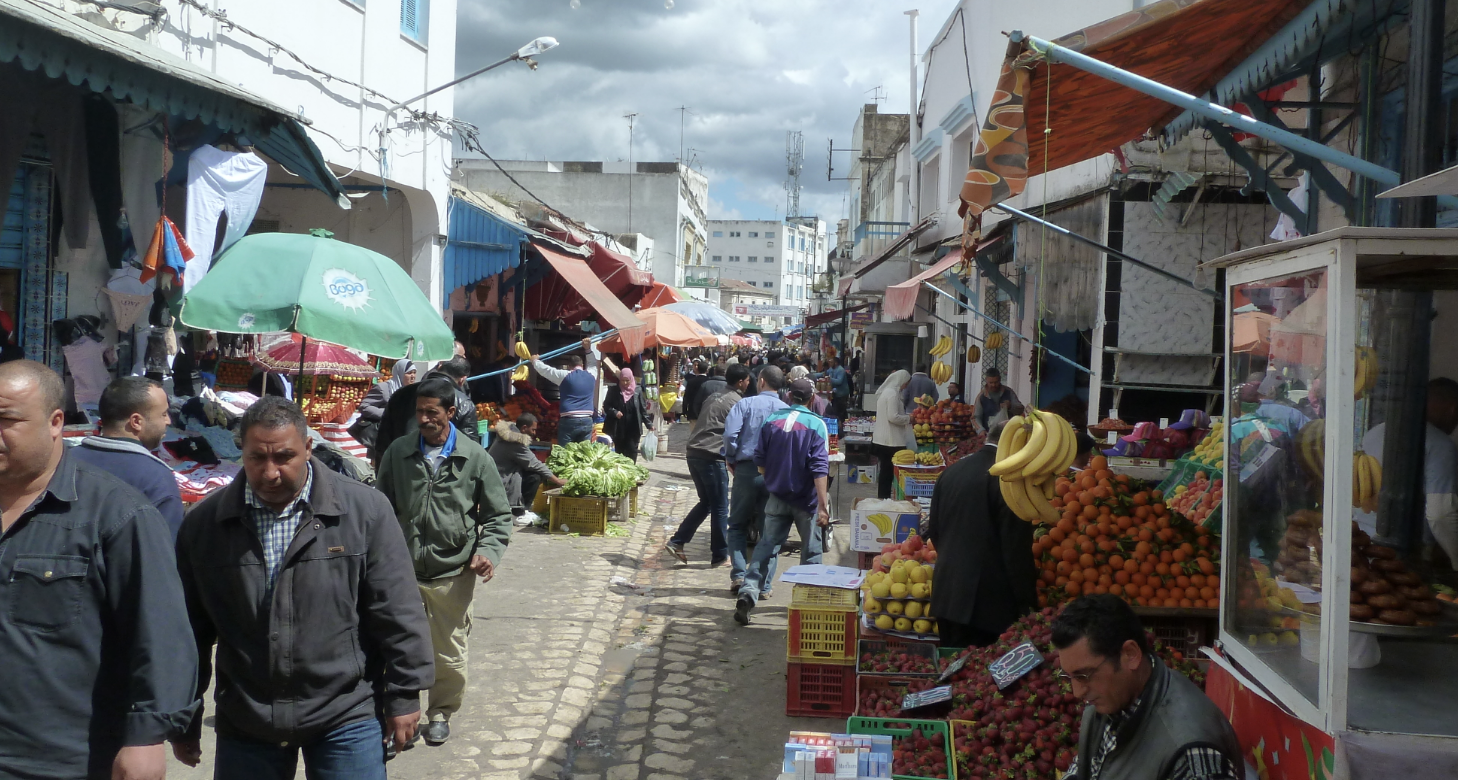 Tunisie : Sa situation commerciale s'améliore. La chine, la Turquie et l'Algérie sont ses principaux fournisseurs et la France, la Libye et le Maroc ses principaux clients