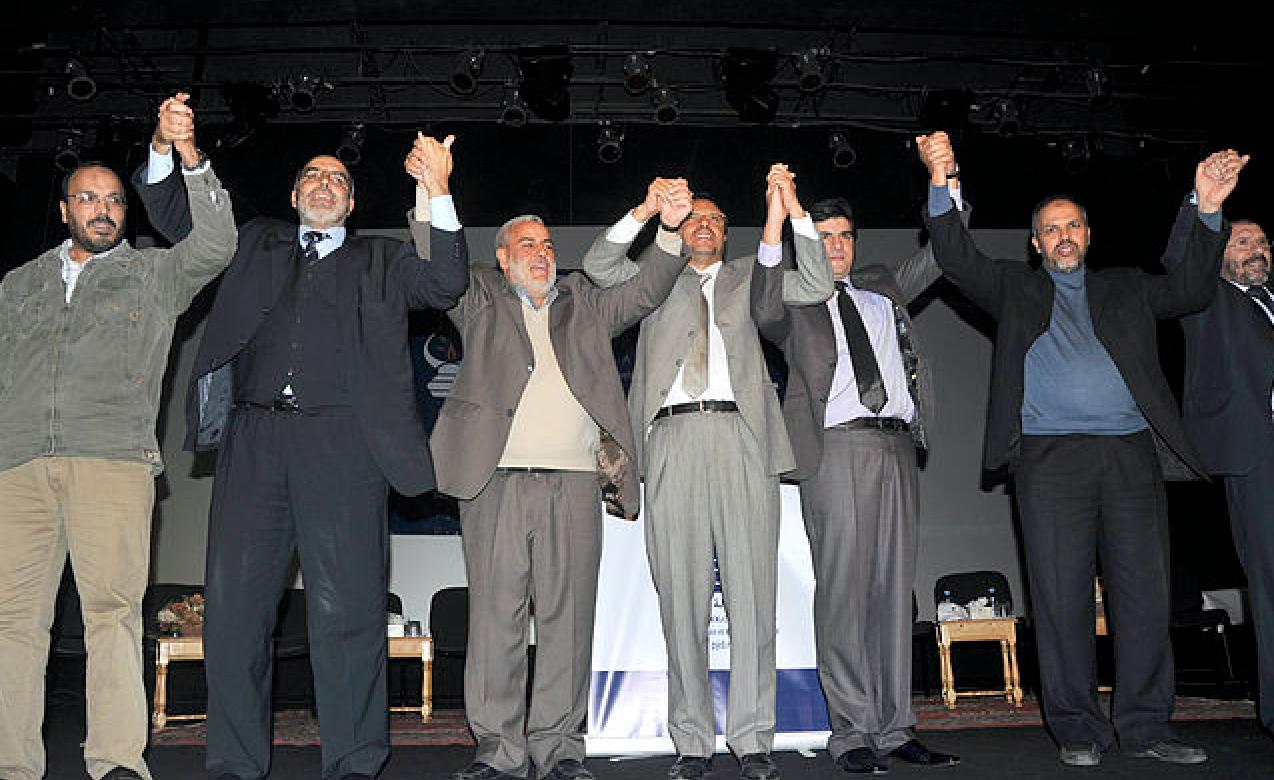 Le PJD arrive en tête des élections marocaines