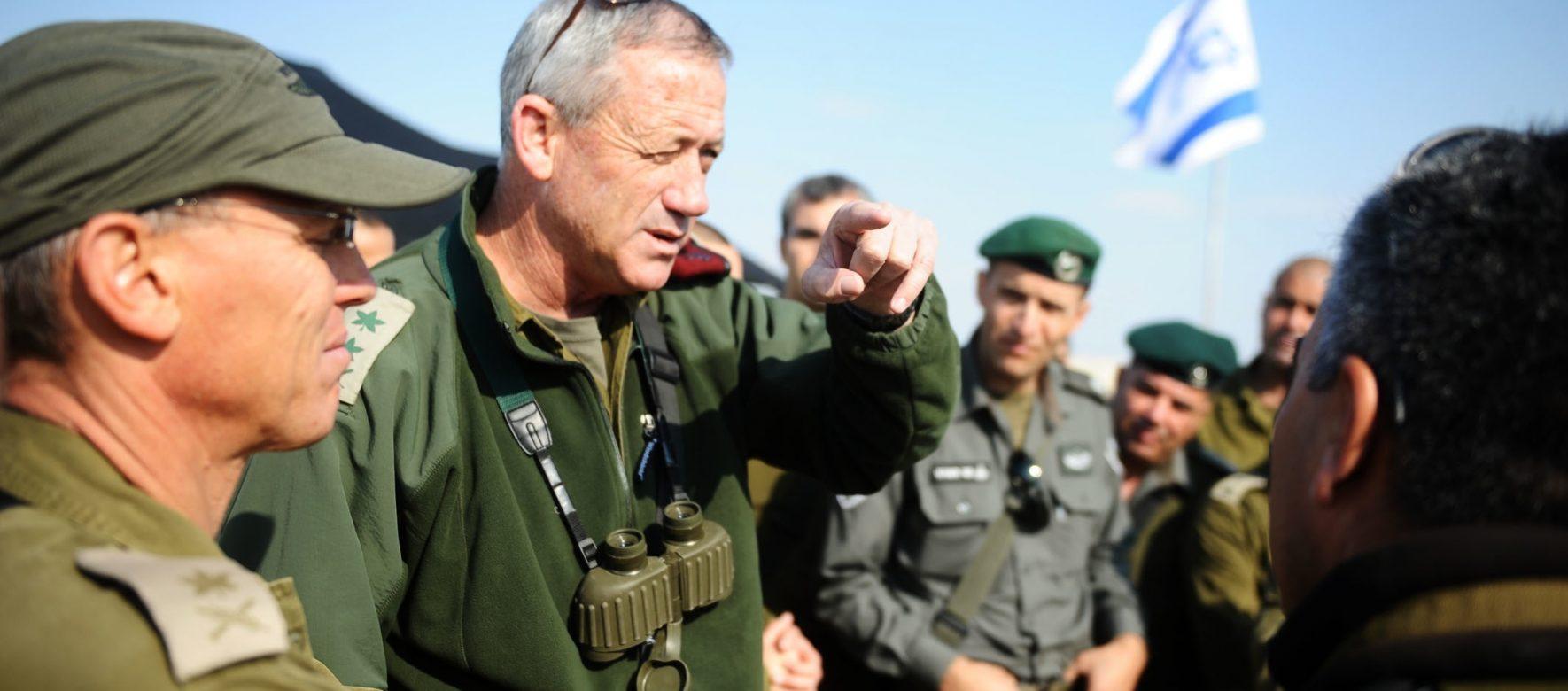 Israël :BennyGantzchargé de former un gouvernement