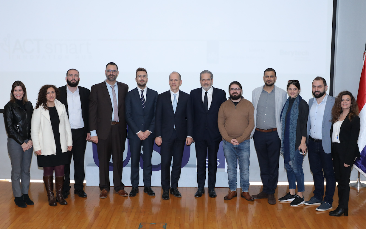Beyrouth : Berytech lance ACT Smart Innovation Hub