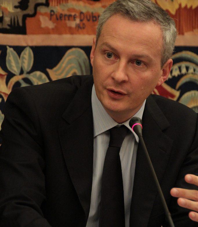 Le ministre de l'Economie et le ministre du Numérique Français visiteront Israël le 6 septembre