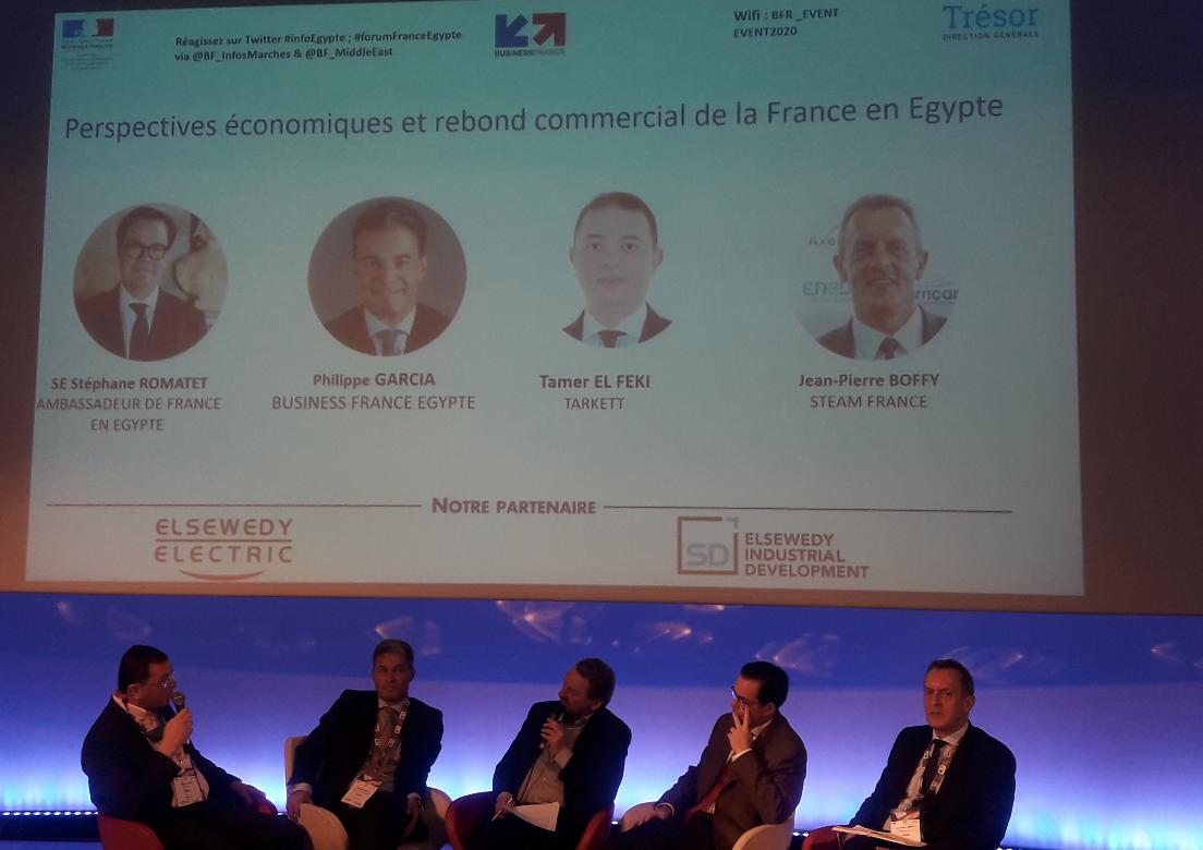 L'Egypte, pays de toutes les convoitises pour les investisseurs étrangers et notamment français