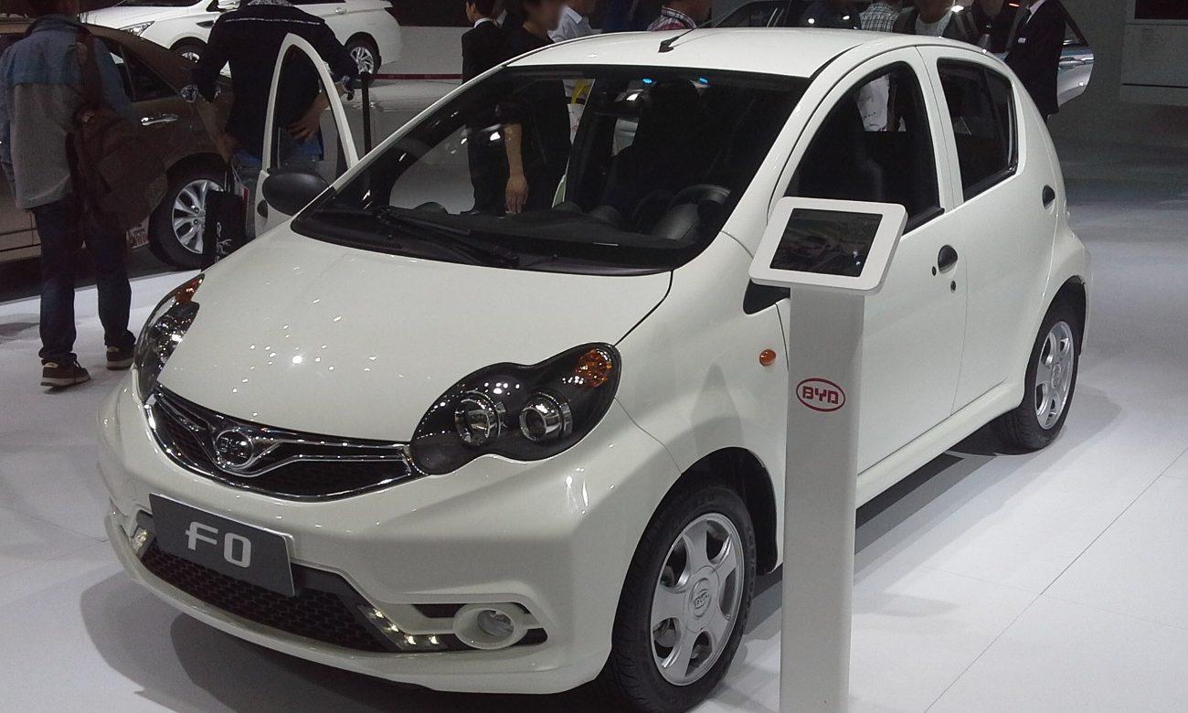 Le Chinois BYD investit dans la construction automobile électrique au Maroc