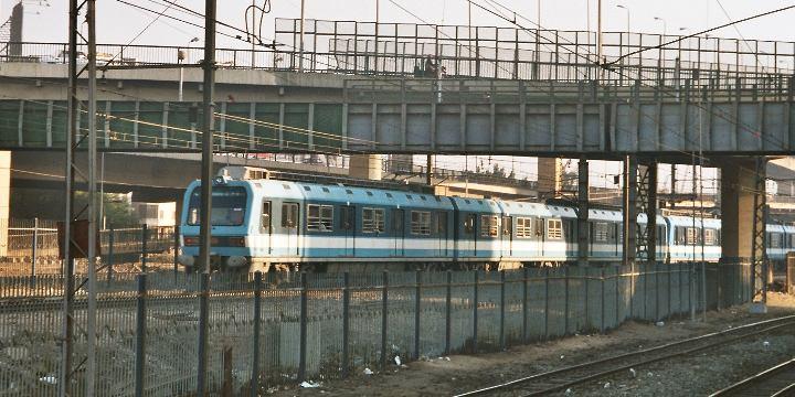 Colas et Alstom décrochent le contrat pour l'extension du métro du Caire