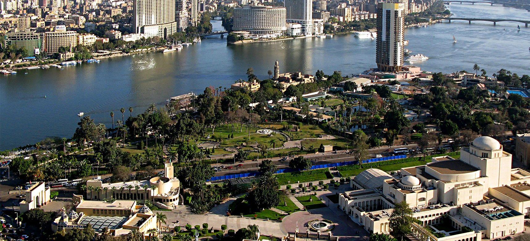 Focus sur la capitale égyptienne