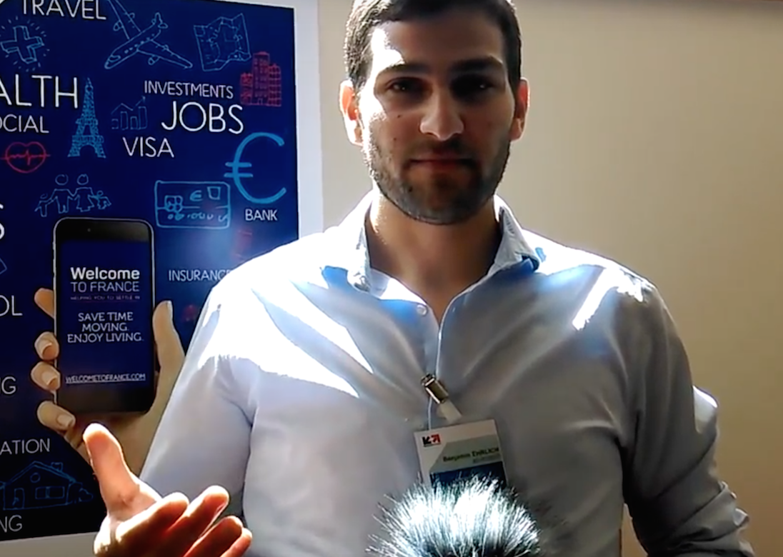 Portrait : la recette de Benjamin pour créer sa start-up en Israël