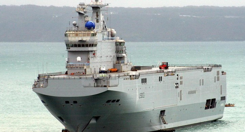 L'Egypte se tourne vers la Russie pour équiper sa marine nationale