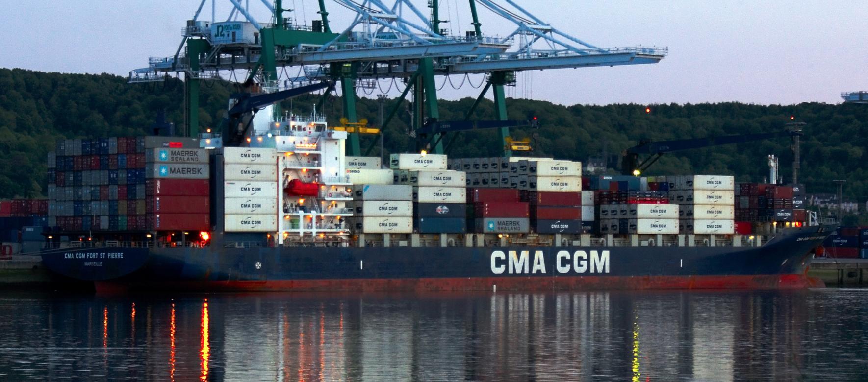 Une nouvelle ligne maritime va relier le Maroc à l'Afrique de l'Ouest