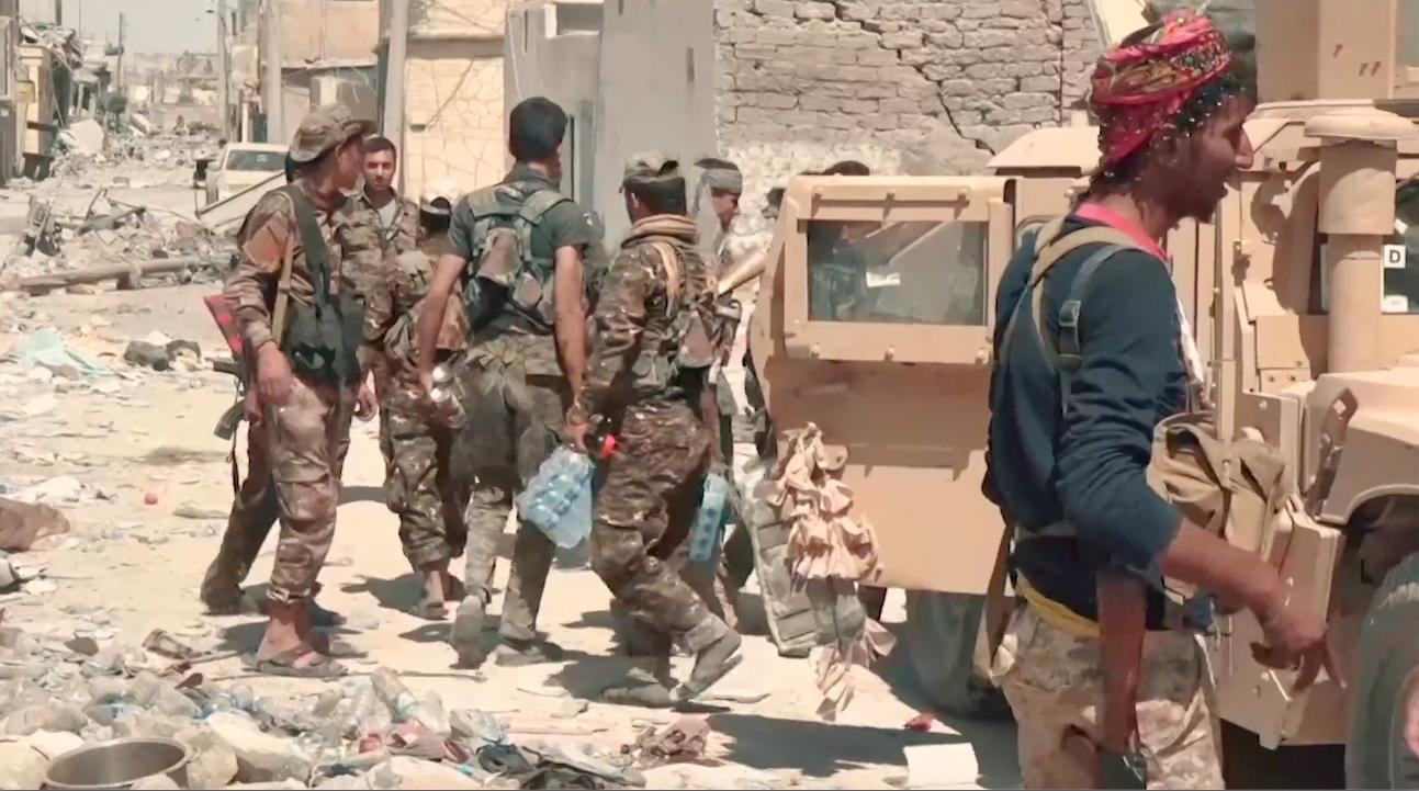 Syrie : Daech vaincu et après ?