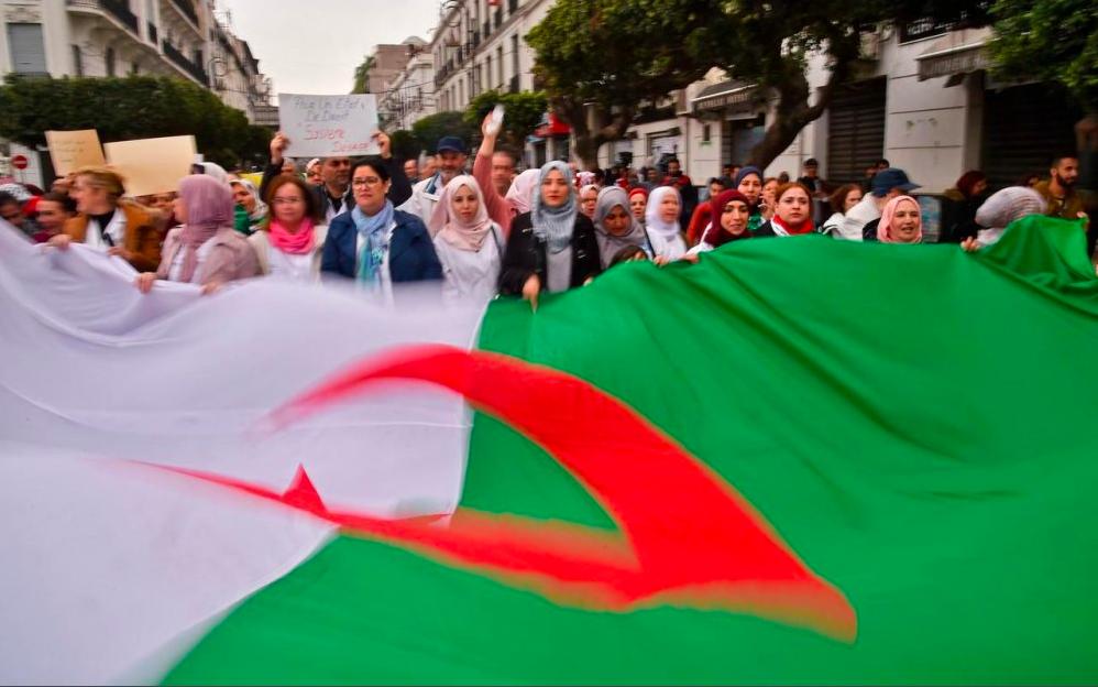 Algérie: Chronique d'une révolte