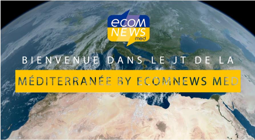 JT n°4- 01/08/19 : Le tour d'horizon de l'actualité Méditerranéenne