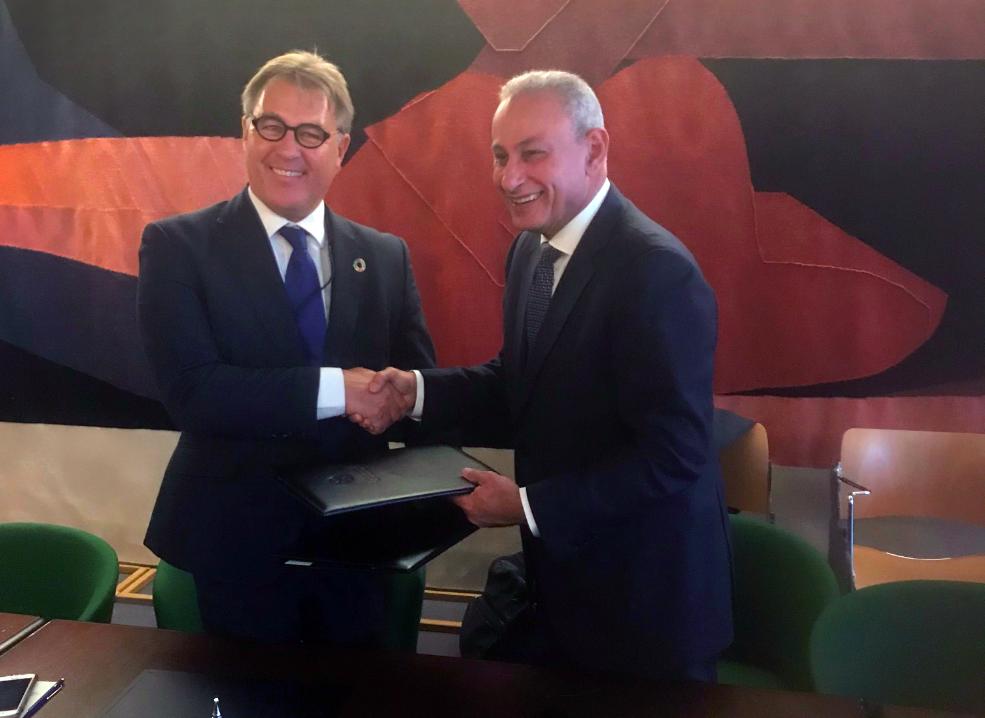 L'Union pour la Méditerranée et Régions de l'action pour le climat s'unissent pour un financement de la lutte contre le changement climatique en Méditerranée