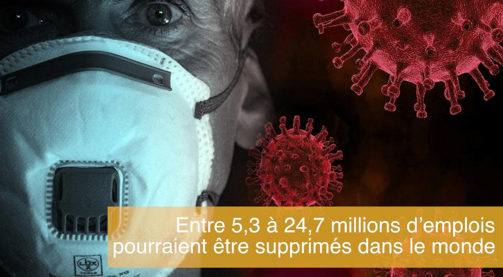 Quels sont les chiffres clés de l'impact du coronavirus sur l'économie de la Méditerranée ?