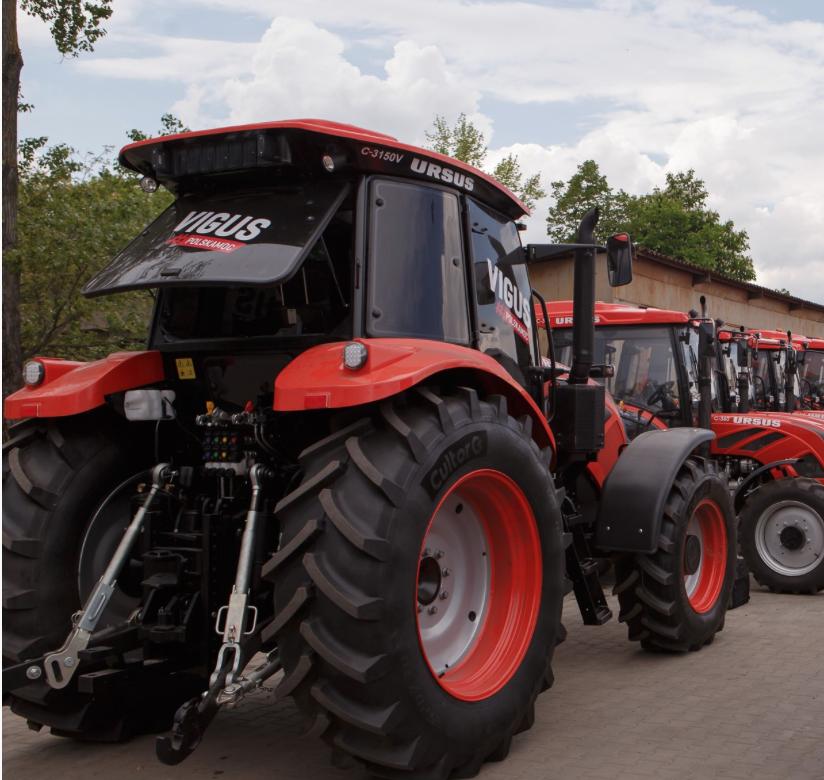 Une nouvelle usine d'assemblage de tracteurs bientôt à Oran
