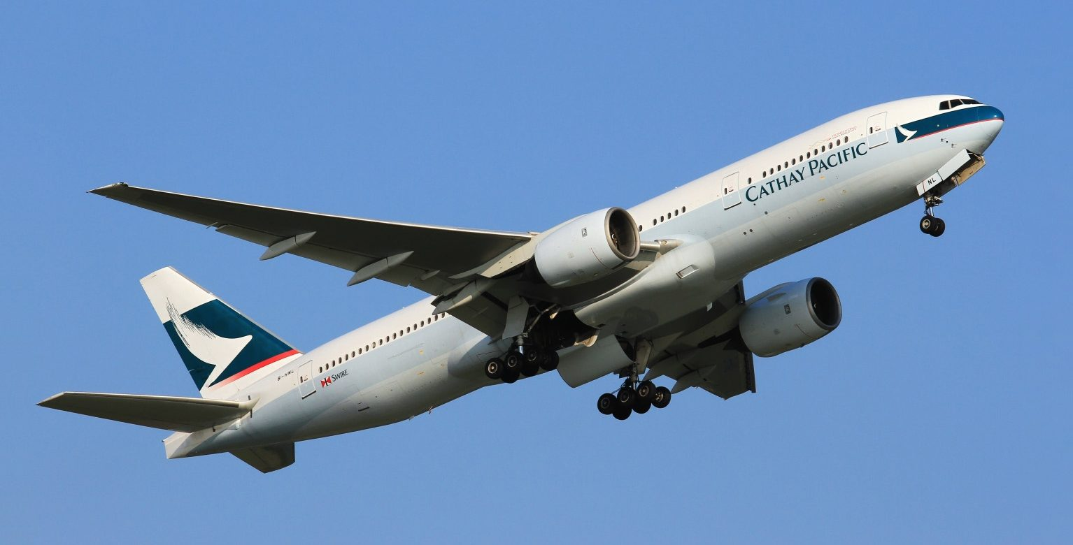 La compagnie Cathay Pacific ajoute Tel Aviv à son réseau de destinations internationales