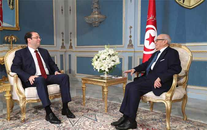 Tunisie : Bilan politique du duo Chahed / Essebsi