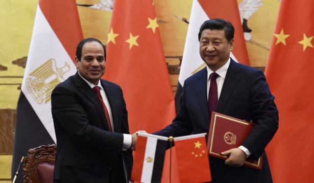 Egypt and China to lift bilateral ties to new heights 2