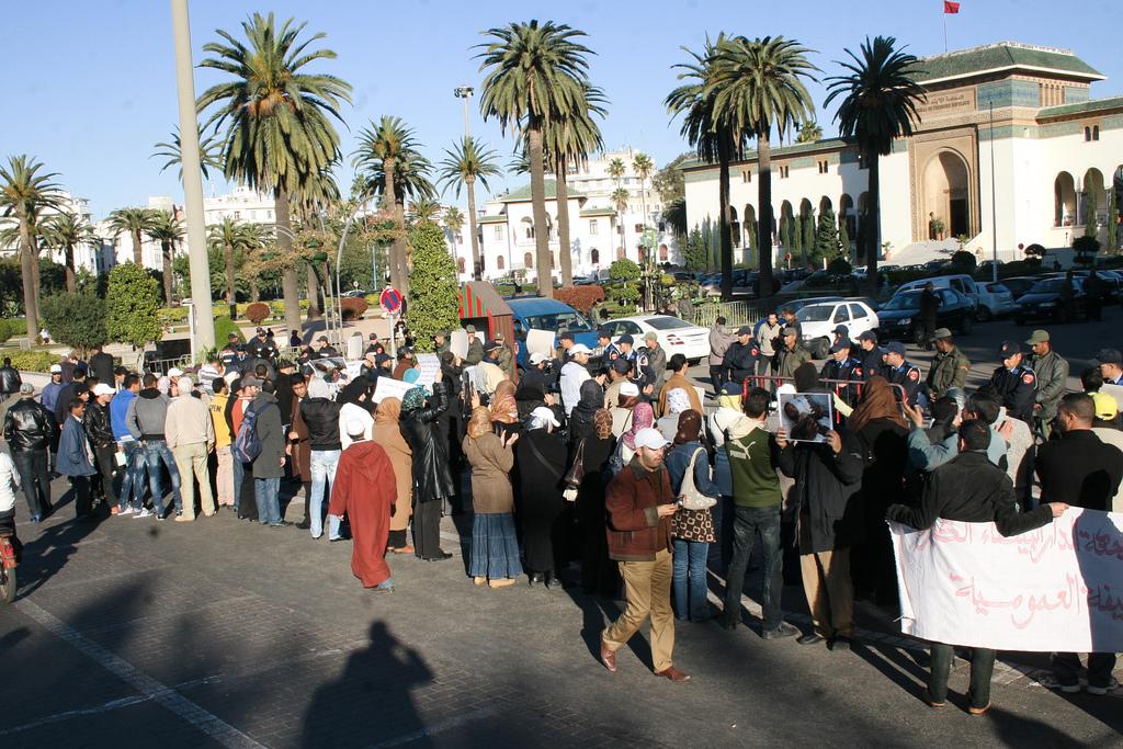 Au Maroc 14,5% des chômeurs ont un diplôme