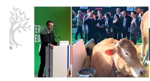Le CIHEAM était au Salon International de l'Agriculture de Paris
