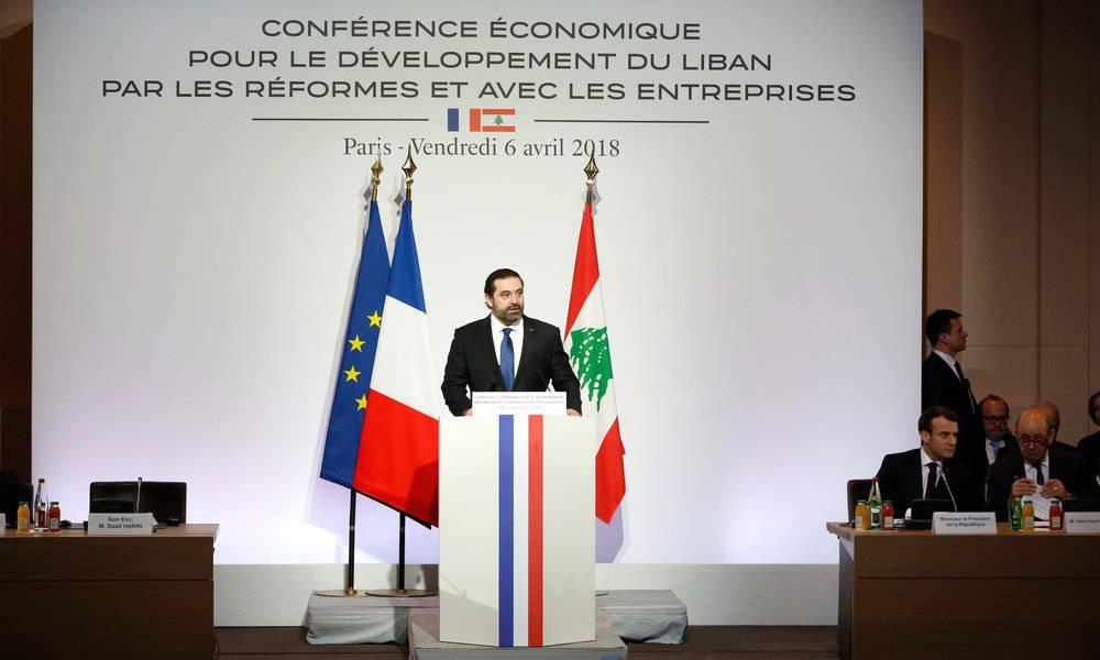 Liban : 11 milliards de dollars mobilisés lors de la conférence CEDRE