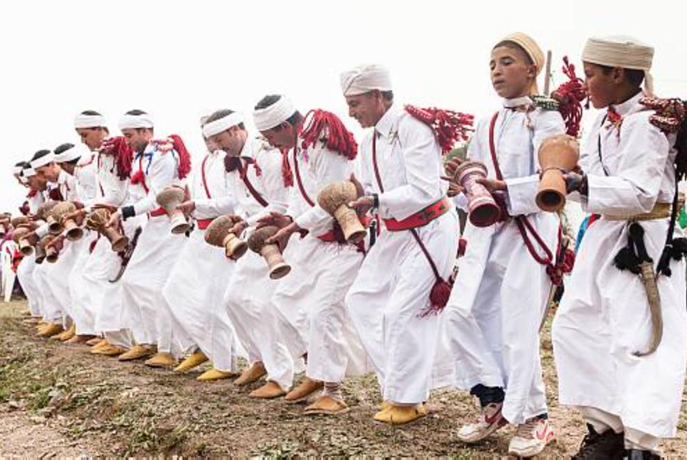 La danse Taskiwin du Maroc classée au patrimoine mondial de l'UNESCO