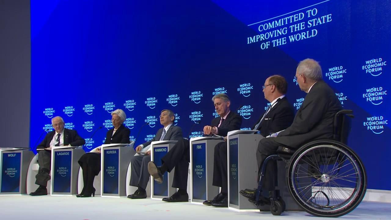 Forum économique mondial de Davos: le retour remarqué de l'Egypte