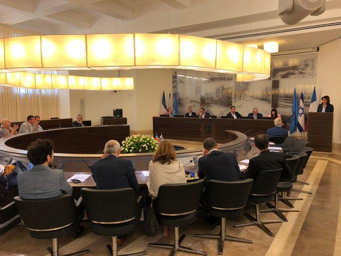 Israël : une délégation métropolitaine marseillaise en visite dans le pays