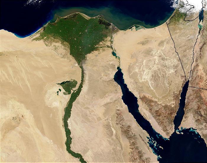 La production de gaz dans le Delta du Nil explose !