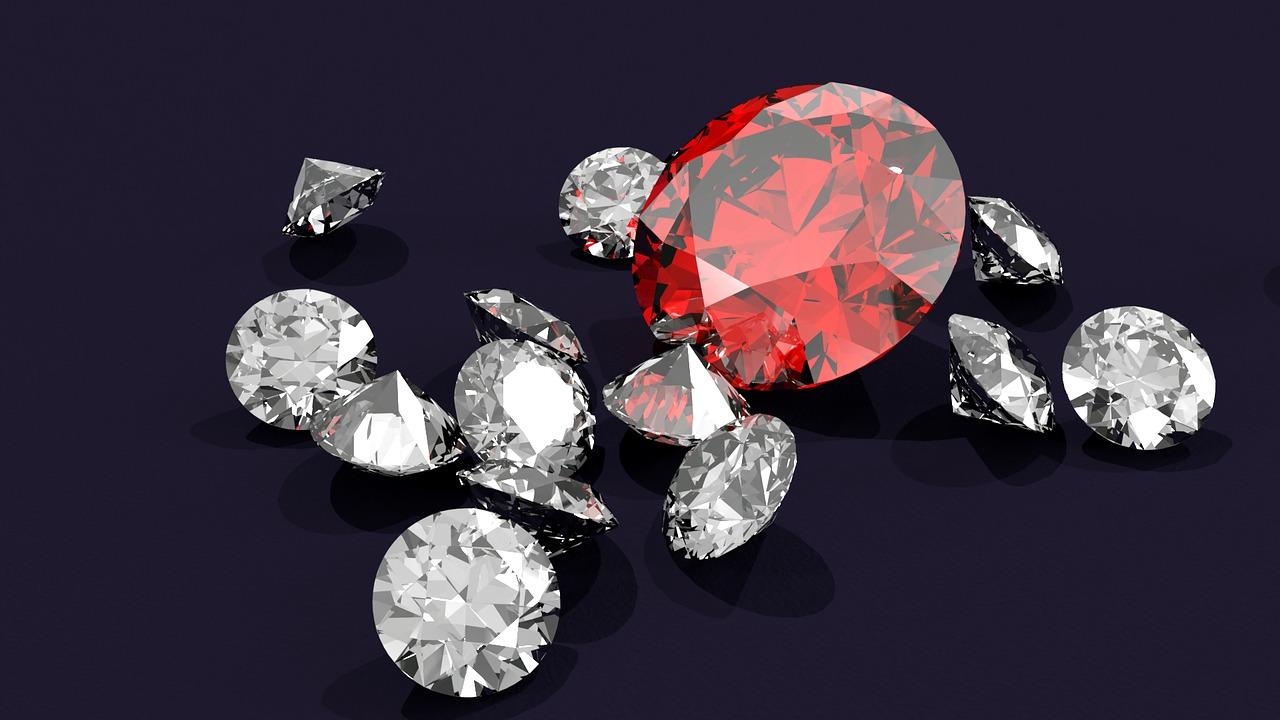 Israël : L'industrie du diamant est en crise