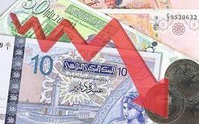 Economie : le dinar tunisien poursuit sa chute libre
