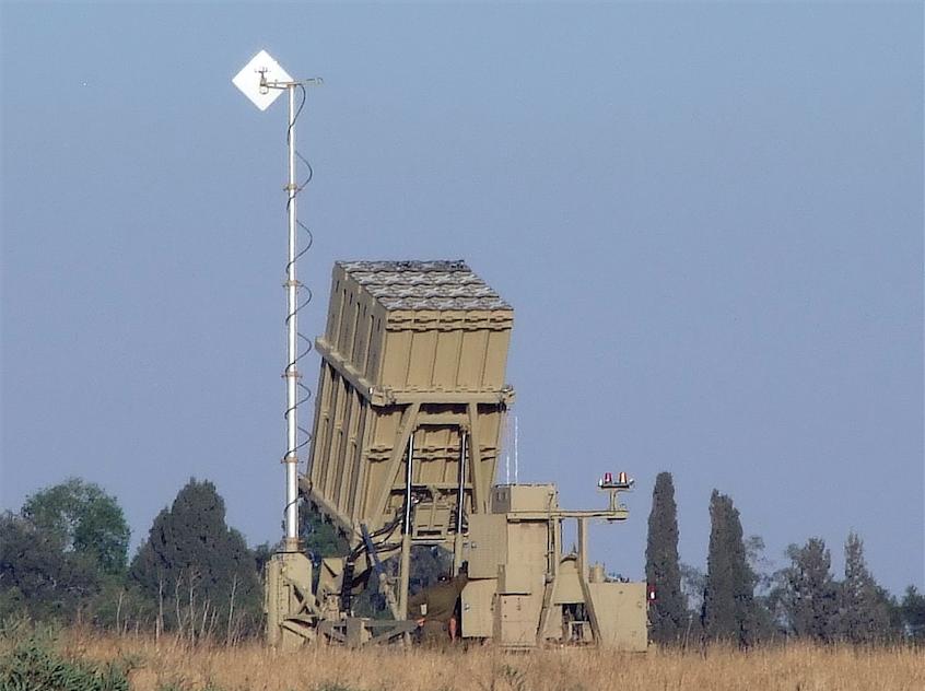 La République Tchèque achète un « Dôme de Fer » à Israël