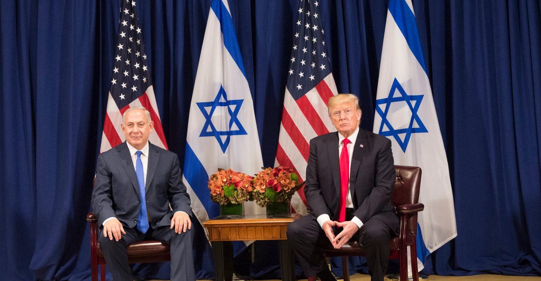 Israel: Benjamin Netanyahu is visiting Donald Trump at the White House 1